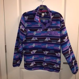 Patagonia Synchilla Snap-T Pullover Size L